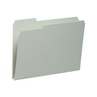 "Smead Pressboard File Folder, 1/3-Cut Tab, 1"" Expansion, Letter (13230)"
