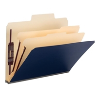 "Smead SuperTab Classification Folder, 2 Dividers, 2"" Exp. (14010)"