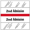 2nd Admission Index Tab