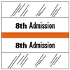 8th Admission Index Tab