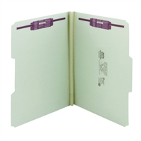 Smead Pressboard File Folder with SafeSHIELD Fasteners (14931)