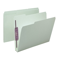 Smead Pressboard File Folder with SafeSHIELD Fasteners (14934)