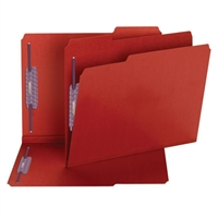 Smead Pressboard File Folder with SafeSHIELD Fasteners (14936)