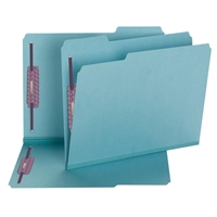 Smead Pressboard File Folder with SafeSHIELD Fasteners (14937)