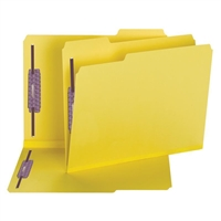 Smead Pressboard File Folder with SafeSHIELD Fasteners (14939)