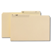 Smead File Folders with Reversible Tab (15138) Manila