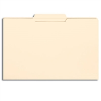 Smead File Folder, Reinforced 1/3-Cut Tab Center Pos, Legal (15336)