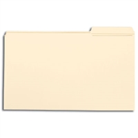 Smead File Folder, Reinforced 1/3-Cut Tab Right Position, Legal (15337)
