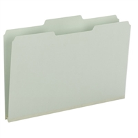 "Smead Pressboard File Folder, 1/3-Cut Tab, 1"" Expansion, Legal (18230)"