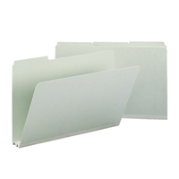 "Smead Pressboard File Folder, 1/3-Cut Tab, 2"" Expansion, Legal (18234)"