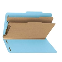 Smead 100% Recycled Pressboard Colored Classification Folders (19048)