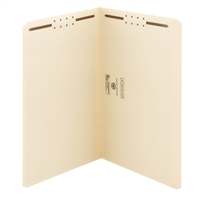 Smead Fastener File Folder, 2 Fasteners, Legal Size (19513)