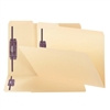 Smead Fastener File Folder with 2 SafeSHIELD Fasteners Manila (19555)