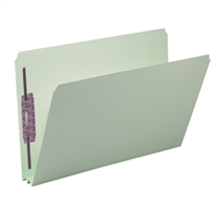 Smead Pressboard File Folder with SafeSHIELD Fasteners (19910)