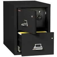FireKing 2-Drawer Safe-In-A-File