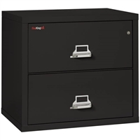 FireKing 2-Drawer 31-In Wide Lateral File Cabinet