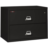 FireKing 2-Drawer 38-In Wide Lateral File Cabinet