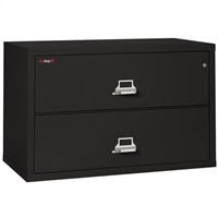 FireKing 2-Drawer 44-In Wide Lateral File Cabinet