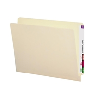 Smead End Tab File Folder, Shelf-Master Straight-Cut Tab 50/Bx (24210)