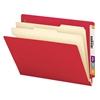 "Smead End Tab Classification File Folder, 2 Divider, 2"" Exp, 10/Bx (26838)"