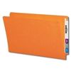 Smead Colored End Tab File Folder, Shelf-Master Straight-Cut 100/Bx (28510)
