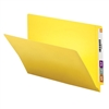 Smead Colored End Tab File Folder, Shelf-Master Straight-Cut 100/Bx (28910)