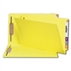 Smead End Tab Fastener File Folder, Shelf-Master, Legal, Yellow 50/Bx (28940)
