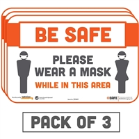 Please Wear a Mask 29060