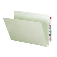 "Smead End Tab Pressboard File Folder, Straight-Cut Tab, 2"" Exp 25/Bx (29210)"