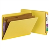 Smead End Tab Pressboard Classification Folder with SafeSHIELD 10/Bx (29789)