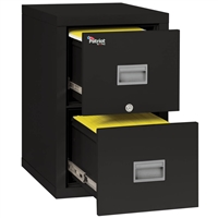 Patriot 2 Drawer 25 Inch Letter/Legal File Cabinet (2P1825-C)