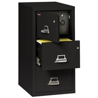 FireKing 3-Drawer Safe-In-A-File