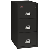 FireKing 2 Hour Rated File Cabinet 3 Drawer