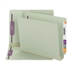 Smead End Tab Pressboard Fastener Folder w/ SafeSHIELD Fastener 25/Bx (34725)