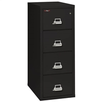 Legal FireKing 4-Drawer Vertical File Cabinet