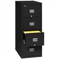 Patriot 4 Drawer 31 Inch Letter File Cabinet (4P1831-C)