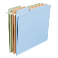 Smead FasTab Hanging File Folders with Built-in Tabs (64054)