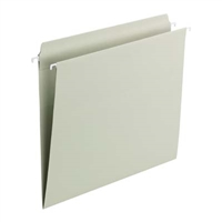 Moss FasTab Straight-Cut Hanging Folders (64101)
