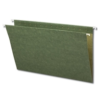 Smead Hanging File Folder, Legal Size, Standard Green, 25/Bx (64110)