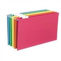 Smead Hanging File Folder with Tab, 1/5-Cut Tab, Legal (64159)