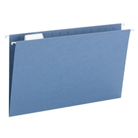 Smead Hanging File Folder with Tab, 1/5-Cut Tab, Legal (64160)