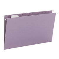 Smead Hanging File Folder with Tab, 1/5-Cut Tab, Legal (64164)