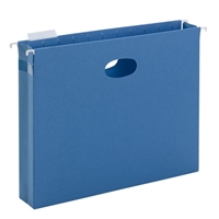 "Smead Hanging File Pocket with Tab, 2"" Expansion, 1/5-Cut Tab (64250)"