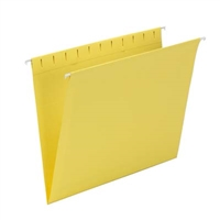 Smead Hanging Folders, Letter Size, Yellow, 25/Bx (64441)