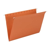 Smead Hanging File Folder, Legal Size, Orange, 25/Bx (64485)