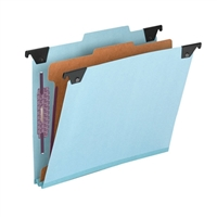 Smead FasTab Hanging Pressboard SAFEShield Classification Folder (65105)
