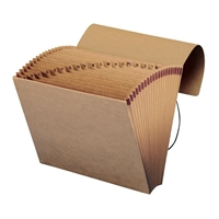 Smead Kraft Expanding File with Flap and Elastic Cord (70121)