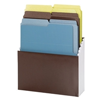 Smead Organized Up Vertical Stadium File with Heavyweight Vertical Folders (70221)
