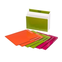 Smead Organized Up Vertical Stadium File with Heavyweight Vertical Folders (70222)