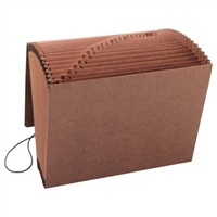 Smead TUFF Expanding File with Flap and Elastic Cord (70318)